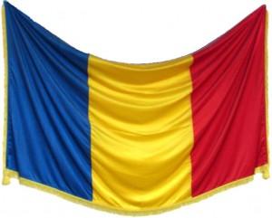 Drapel Romania Interior