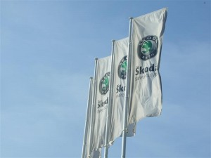 Steaguri Skoda