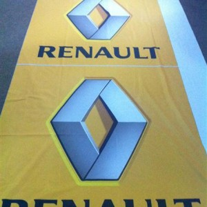 Textil Print Renault