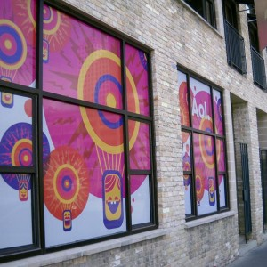 aol-window-graphics-for-south-by-southwest-2011